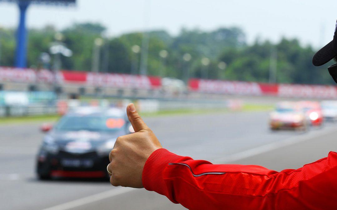 Mobil Balap Besutan Allen Young yang Semakin Prima di Super Drift IIMS